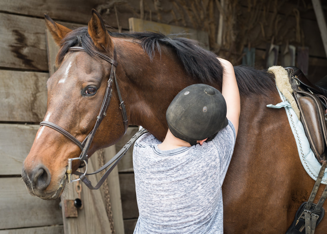 Healing Reins Therapeutic Riding Home